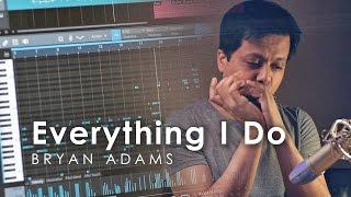 Everything I Do · Bryan Adams · Harmonica Notes · Harmonica Tabs