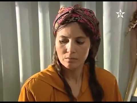 نزهة الركراكي في لقطة تاريخية 2 من فلم من دار لدار   YouTube
