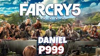 Far Cry 5| Jonh Seed se murió 🤠 | Daniel P999