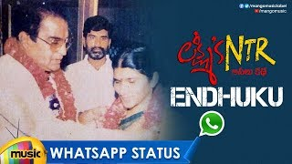 Best WhatsApp Status | Endhuku Song | Lakshmi