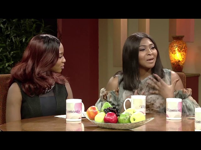 Moments Girls Talk - Dealing with life after childbirth