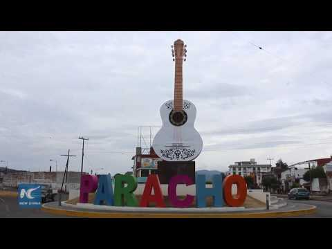 Hit movie Coco inspires sale of guitars from Paracho, Mexico