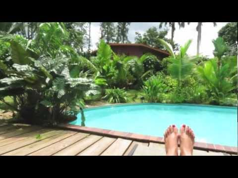 Presentation bed and breakfast Monkey lodge and tours PANAMA