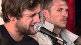 The Rubens - SXSW 2013 - My Gun Acoustic