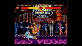 SNES Longplay [310] Street Fighter II Turbo - Hyper Fighting