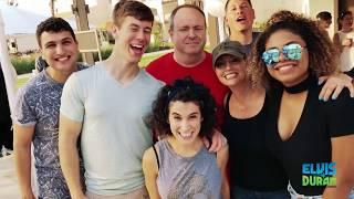 elvis duran dysfunctional family vacation 2017   elvis duran exclusive