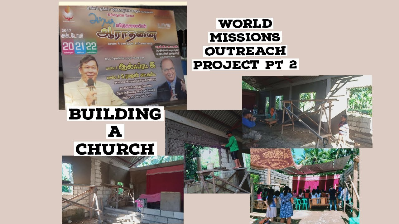 World Missions Outreach Project Pt 2