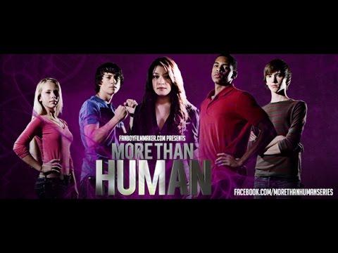 MORE THAN HUMAN Teaser Trailer #1 - Live-Action Teen Superhero Series