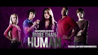 more than human teaser trailer 1 live action teen superhero series