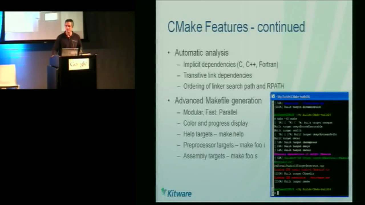 CMake/CPack/CTest/CDash Open Source Tools to Build Test and