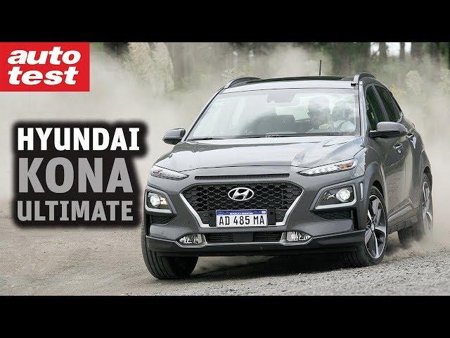 Prueba: Hyundai Kona