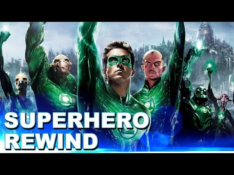 Superhero Rewind: Green Lantern Review