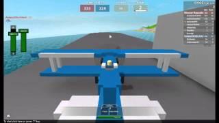 ROBLOX Bloxborne gameplay 2 [Battlefield 1943 maps]