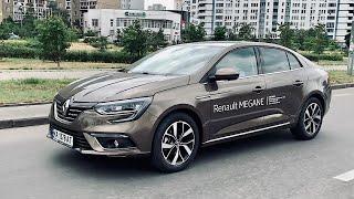 Тест-драйв нового Renault Megane / Обзор модели 2020 / Дизель РКП /Интерьер / Экстерьер...
