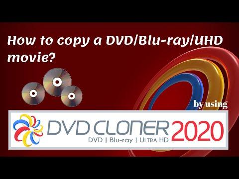 How To Copy A DVD Movie? - DVD-Cloner 2020