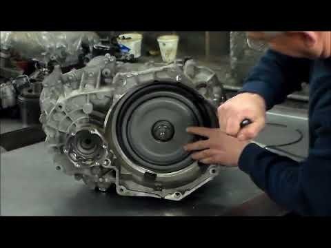 Dual clutch Replacement