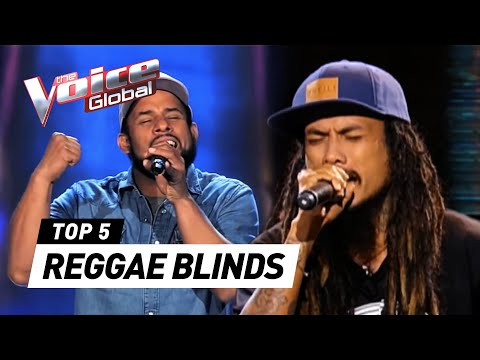 The Voice | Audisi Buta 'The Voice' REGGAE TERBAIK