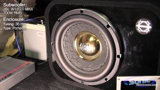 JBL W12GTi MKII 12\