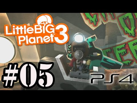 Let's Play: LittleBigPlanet 3 [PS4] - Parte 5