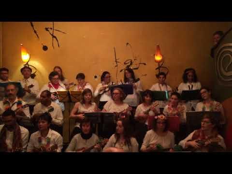 Lollipop by Paris Ukulele Band