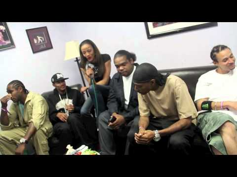 Shay Diddy Interviews Bone Thugs N Harmony Backstage At Rock The Bells on New Album and more!