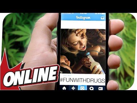Drogen auf Instagram I GEMA Diss-Verbot auf YouTube I Facebook-News I WGA ONLINE