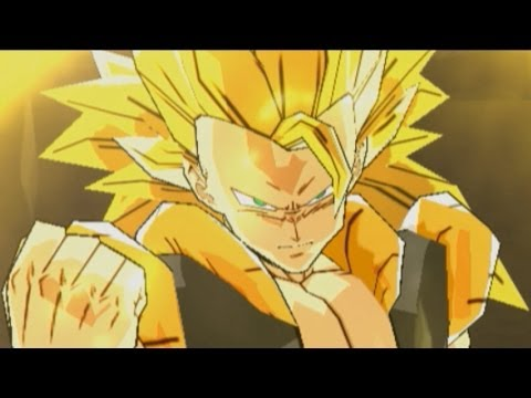 Dragon Ball Z Budokai 3 - Super Saiyan 3 Gogeta