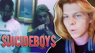 Скачать UICIDEBOY 2ND HAND REACTION