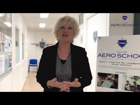 AeroSchool - Découvrez nos formations complementaires