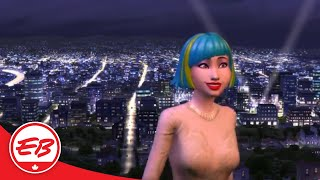 The Sims 4: Get Famous Official Reveal Trailer - EA | EB Games