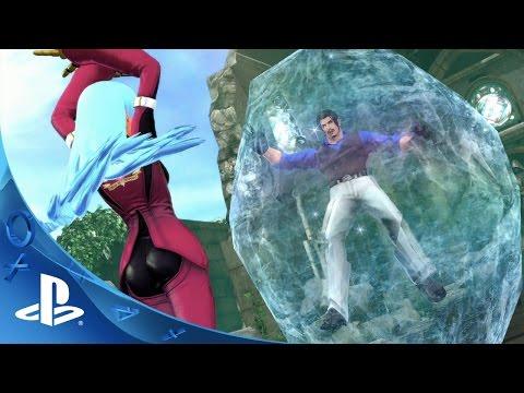 Trailer do filme Future Fighters