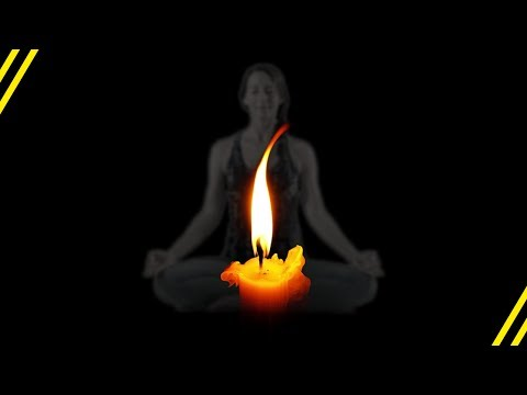 Relaxation Music (♫ 3h Candle Meditation 432Hz PIANO ♫)