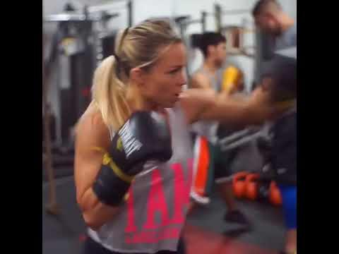 Lauren Drain Kagan - Female Fitness Motivation #148