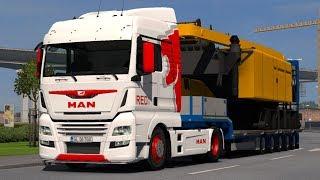 [1.33] Euro Truck Simulator 2 | MAN TGX Euro 6 v 2.2 | Mods
