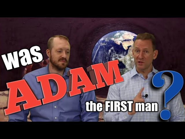 Was Adam The FIRST Man?  Biblical Man on the earth BEFORE Adam!