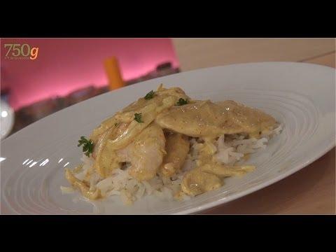 recette-de-aiguillettes-de-poulet-au-lait-de-coco---750g