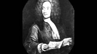 ALBINONI, Tomaso : Adagio for Strings,Violin and Organ in G minor