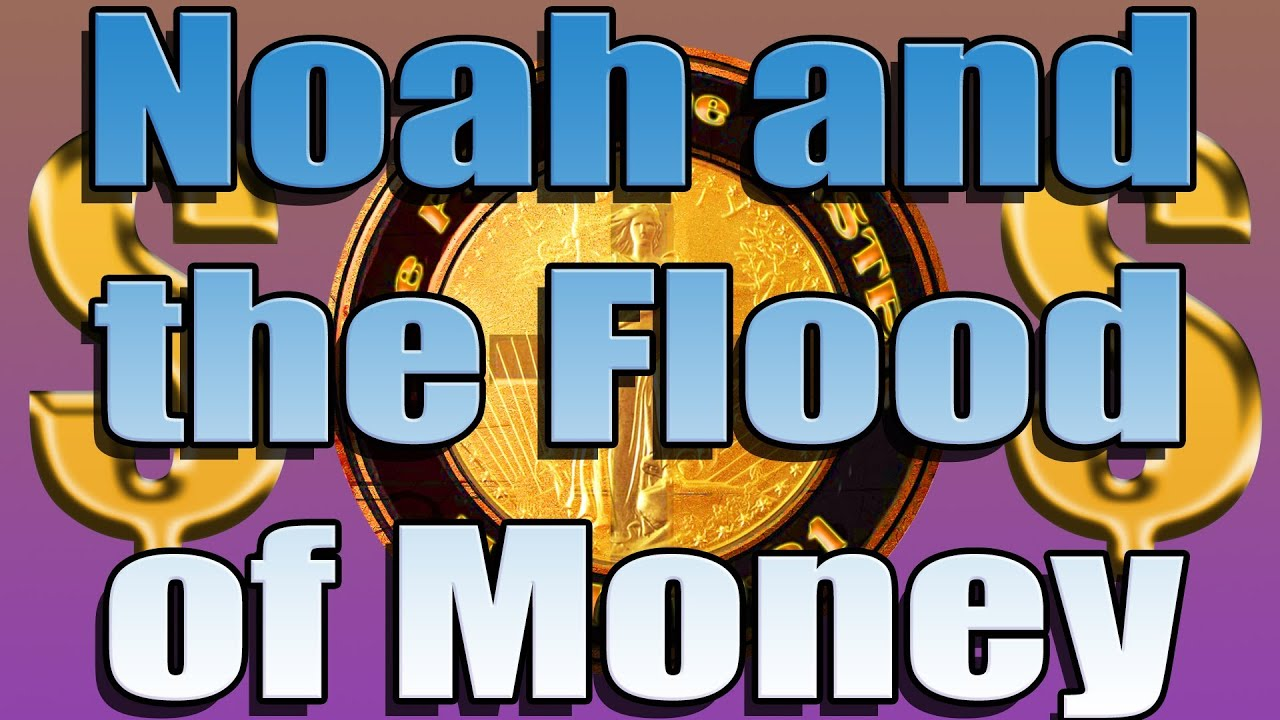 Ray Comfort Noah And The Flood Of Money