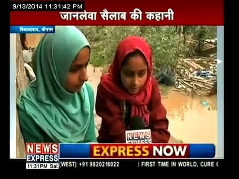 In-Depth report over flood ravaged Srinagar