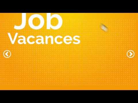 Job Vacances 2017