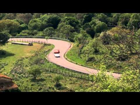 Lamborghini mendaki puncak Langkisau