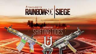 New Seasonal Skins & Shifting Tides Launch - Rainbow Six Siege