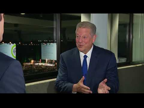 "Al Gore to Donald Trump: ""Resign!"""