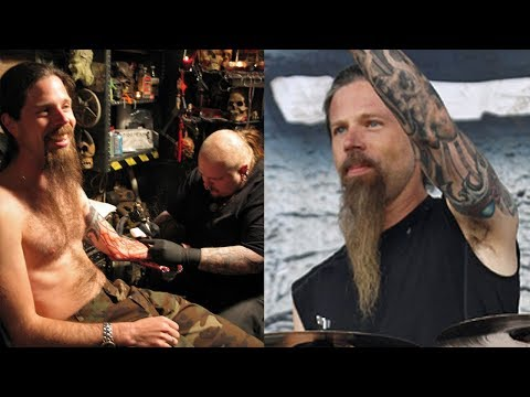 Lamb of God: Chris Adler's Tattoos Can't Be Described | Paul Booth's Last Rites