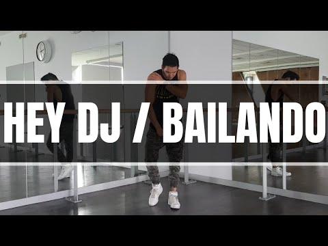 Hey DJ / Bailando Mix By CNCO, Meghan Trainor, Enrique Iglesias, Sean Paul - Dance - Zumba - Poppy