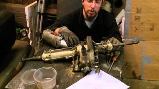 MTD Trans axle Break down and Diagnosis