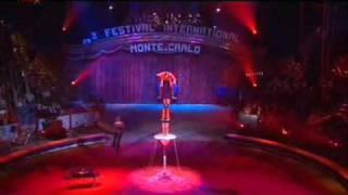 Acidentes no Circo de Monte-Carlo - Circus Accidents