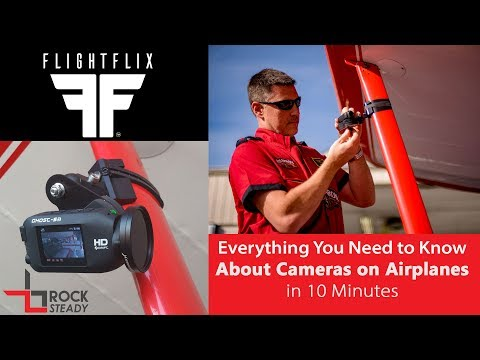 Everything You Need to Know About Cameras on Aircraft.