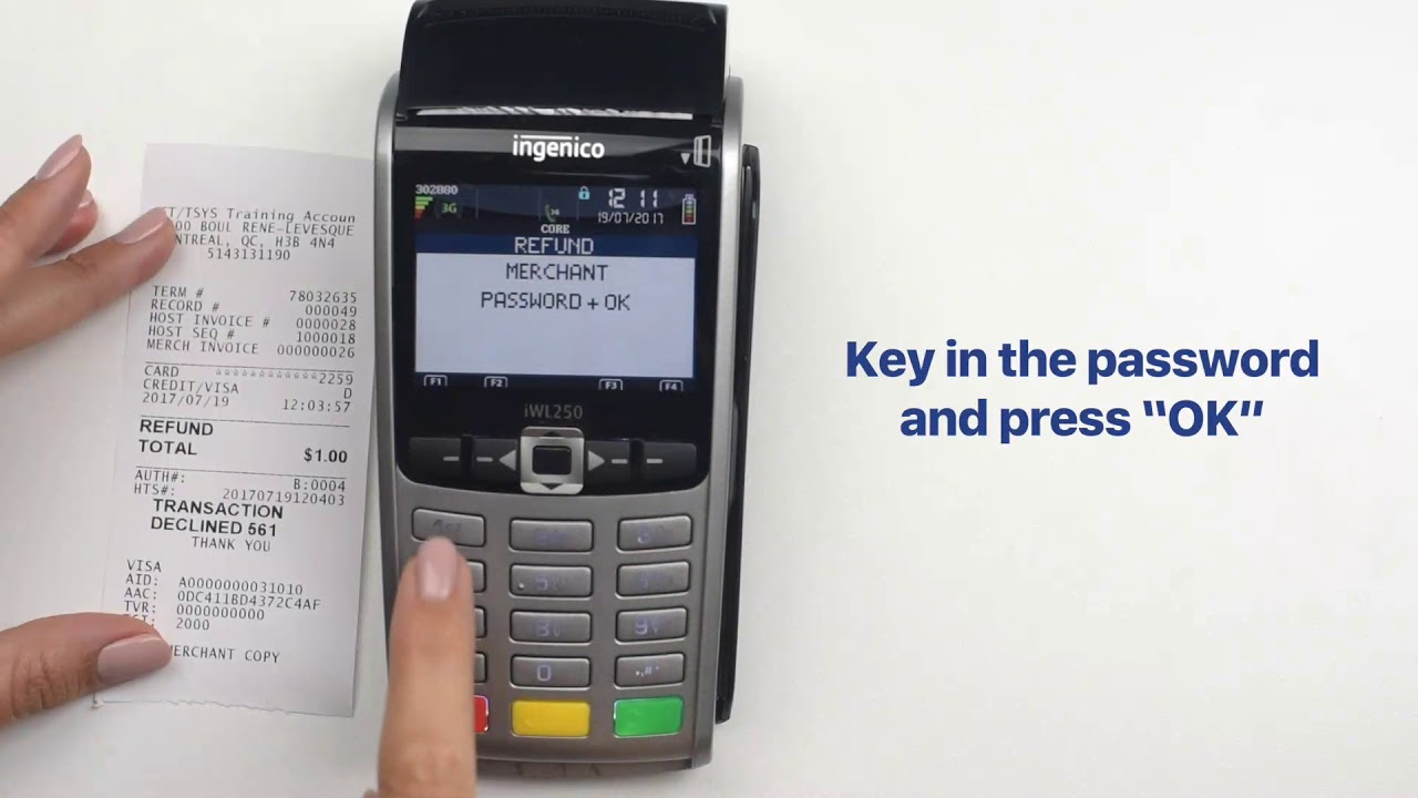 Point-of-Sale Terminal Documentation — Nuvei | Payment