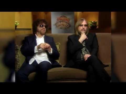 Traveling Wilburys Jeff Lynne and Tom Petty On Writing Songs